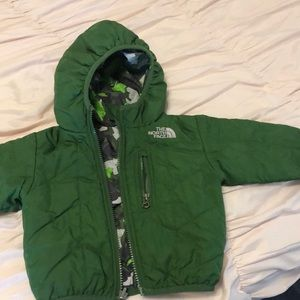 Reversible Baby Boys North Face